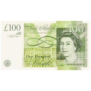 £100 Fantasy Banknote